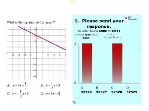 A sample Power Point slide
