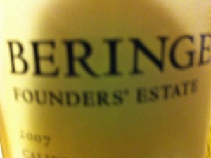 Beringer Founders' Estate Cabernet
