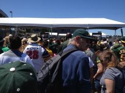 Oaklanders Like Hats
