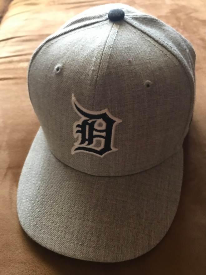 Picture of a Tigers Cap